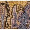 2014 GAZELLES'S IDOLS acrilico su tela cm 120 x 60 ......euro 1200