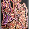 2011  AFRICAN BOOGIE  acrilico su tela cm 60 x 120................euro 1200